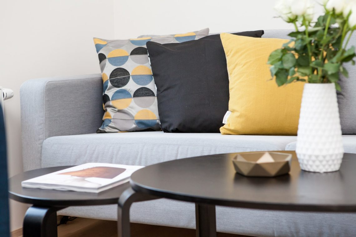 Think Big: Home Staging Secrets to Make a Small Living Room ...